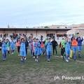 Castellaneta - Fidelis Andria: successo andriese per 3 a 0