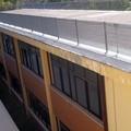 Condizioni di degrado Istituto Jannuzzi Andria