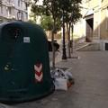 Piazza Trieste e Trento, campana di vetro
