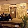 Parcheggio via Vaglio sulla rampa per disabili