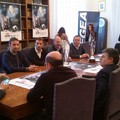 conferenza stampa pds