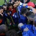 Fidelis Andria - Sarnese, il successo azzurro