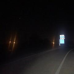Svincoli al buio del tratto di Andria della ex sp 231