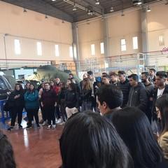 Studenti del Lotti - Umberto I di Andria a scuola di Polizia