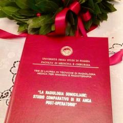"""tesi di laurea """"Tecniche di Radiologia Medica per Immagini e Radioterapia"""""""