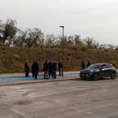 Viabilità della stazione Andria sud e collegamento via Bisceglie e via Paganini