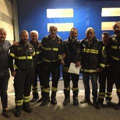 Squadra dei Vigili del Fuoco
