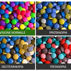 Come vedono i daltonici?