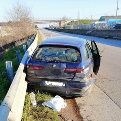 Incidente sulla ex sp 231 Andria Corato