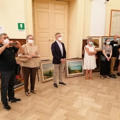 Il Comune riceve in dono 17 opere di Michele Ficarazzo