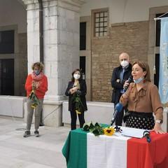 Presentazione della Giunta comunale di Giovanna Bruno Sindaco