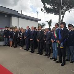 Intitolata Sottosezione Polstrada di Trani all'Assistente di P.S. Tommaso Capossele