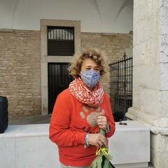 Assessore Dora Conversano della giunta comunale di Giovanna Bruno