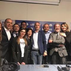 passaggio ufficiale di Nicola Giorgino con la Lega di Matteo Salvini