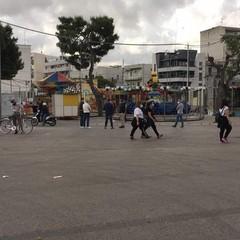 mercatali ambulanti a Largo Torneo