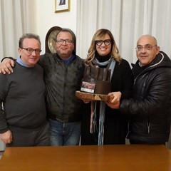 """Castel del Monte di cioccolata per suggellare l'ottimo riscontro del 1^ """"Festival del cioccolato"""""""