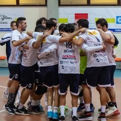 Andria Italia Ottobre Serie B girone E Florigel Pallavolo Andria Vs CLT Terni Nella Foto Esultanza Florigel Andria