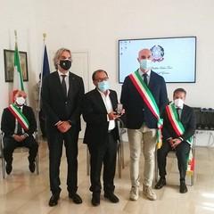 Cosimo Damiano Manzi nipote di Felice Manzi JPG