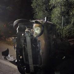 Incidente sulla sp Andria Bisceglie: ferito 23 enne di Andria