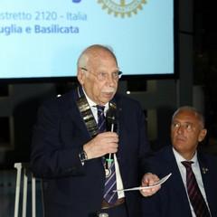 """Pietro Marmo subentra a Michele Cannone alla presidenza del Rotary Andria """"Castelli Svevi"""""""