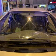 vetro anteriore autovettura Citroen Picasso
