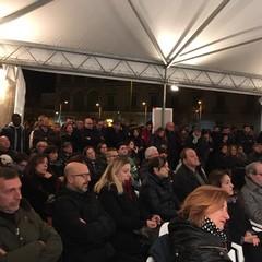 """manifestazione """"Andria città che accoglie"""""""