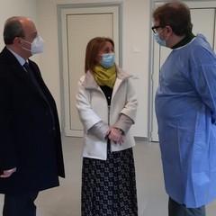 Vaccinazioni, ad Andria inizia la fase 2
