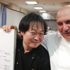 Tra lampascioni, burrata e olio d'oliva Pietro Zito porta la Puglia a Tokio