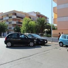 incidenti stradali ad Andria al quartiere Europa e su via Barletta