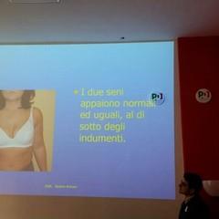 """incontro su """"Prevenzione e cura delle patologie mammarie"""""""