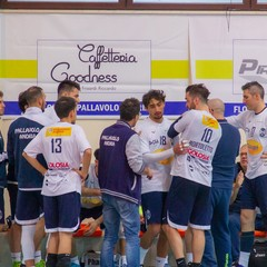 Andria Serie B gir E Florigel Pallavolo Andria Vs Blueitaly Pineto Nella Foto Time out Florigel Andria copia