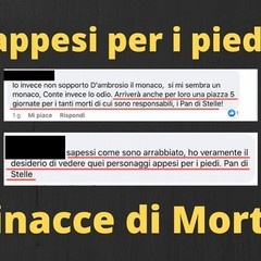 minacce via social all'on. D'Ambrosio