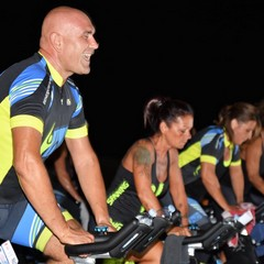 Spinning event a Castel del Monte
