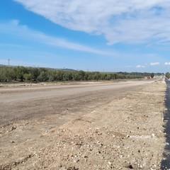 lavori sulla provinciale Andria Canosa di Puglia