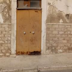Pendio S. Lorenzo. Casa abbandonata da circa 25 anni