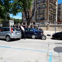 incidente in via Padre N. Vaccina