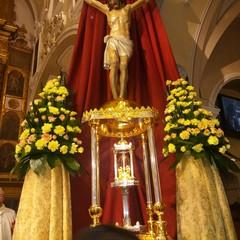 Torna in Cattedrale la Sacra Spina dopo la peregrinatio a Bitetto