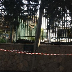 Ripristinata l'illuminazione pubblica interrotta al viale del Cimitero