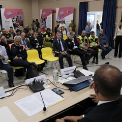 1° raduno dei sindaci promosso dal Comitato permanente di Protezione Civile della Puglia