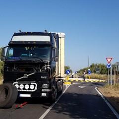 Traffico a rilento sulla devizione della ex sp 231
