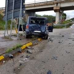 incidente sulla sp 231, contrada Martinelli