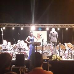 Esibizione della Banda musicale della Polizia di Stato