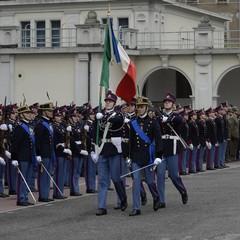 Allievi scuola militare dell'Esercito Italiano
