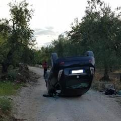 incidente mortale in contrada Zagaria