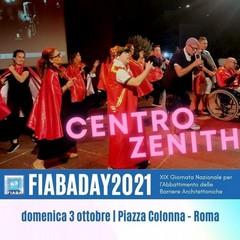 I ragazzi del centro Zenith a Roma