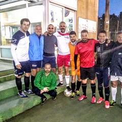 squadra di calcio dei dipendenti della Asl/Bt