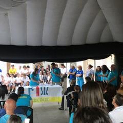 Campo Nazionale Protezione Civile Esercitazione finale Montegrosso