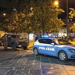 pattuglie miste militari dell'Esercito e Polizia di Stato