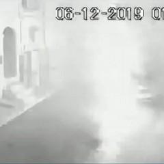Malamovida ad Andria: alle ore 1:15 fuochi d'artificio nel centro storico