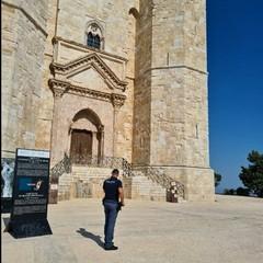 Controlli Polizia a Castel del Monte